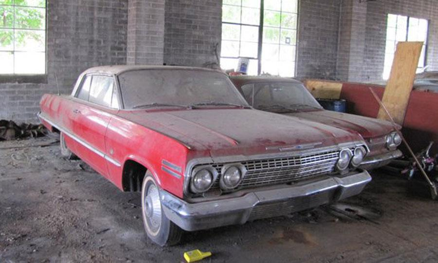 Nebraska Auto Auction Lets Chevy Enthusiasts Travel Back in Time ...