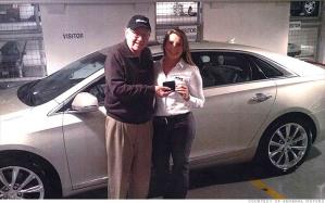 Warren Buffett GM Cadillac